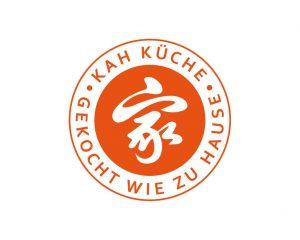 Corporate Design Logo, Visitenkarten, Speisekarten und Raumgestaltung für die Kah Küche